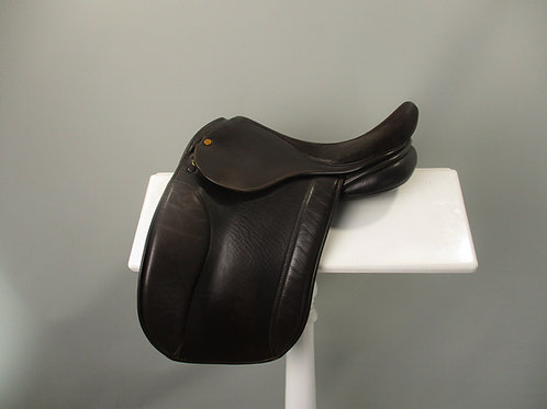 "Ideal Ramsay Show Saddle 14"" XW"