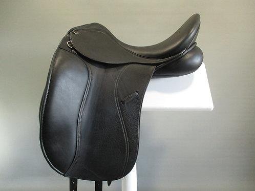 """PDS Euro DL Dressage Saddle 17"""""""