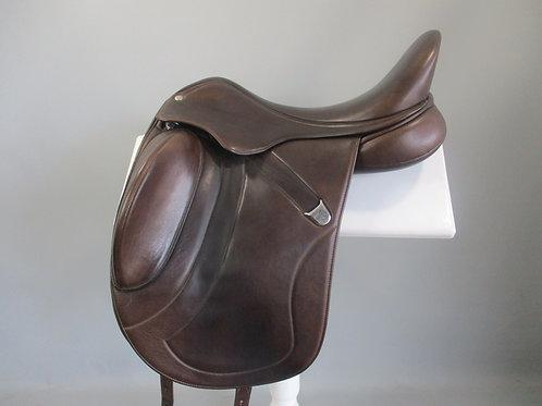 """Bates Innova Mono + Dressage Saddle 17""""- 17.5"""" (size1)"""