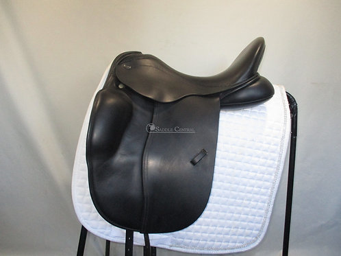 "Defiance Johanna 17.5"" Dressage Saddle"