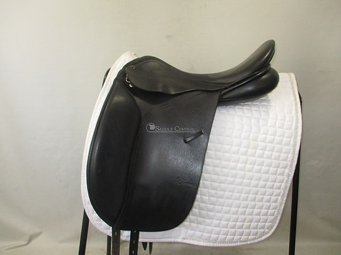 """Trainers Continental Dressage Saddle 17"""""""