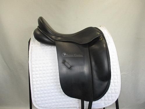 "Ideal Suzannah 17.5"" Dressage Saddle"