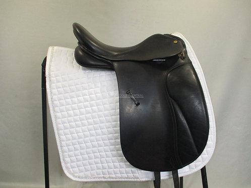 """Trainers Jessica 16.5"""" Dressage Saddle"""