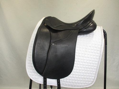 """Peter Horobin Amazone 17""""  Dressage Saddle"""