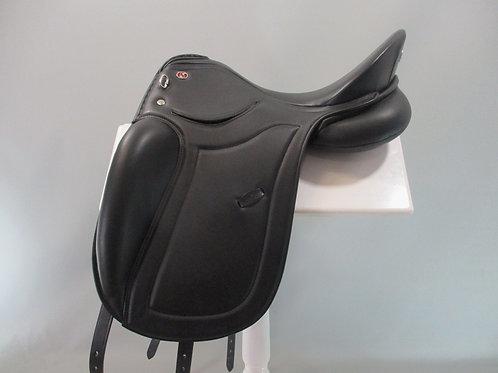 "Kieffer Piet Dressage Saddle 17"""