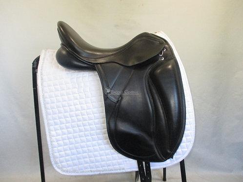 "PDS Grande Mono Flap 17.5"" Dressage Saddle"