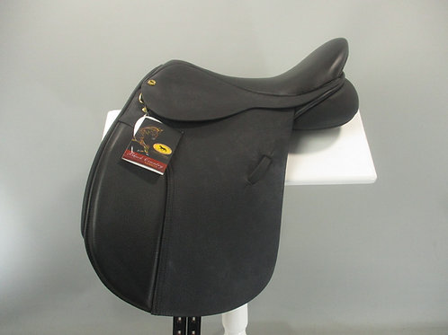 "Black Country GPD Saddle 16.5""/17"" W"