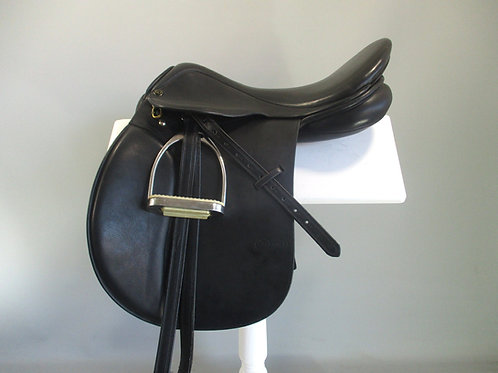 Trainers Cross Country Saddle 17.5""
