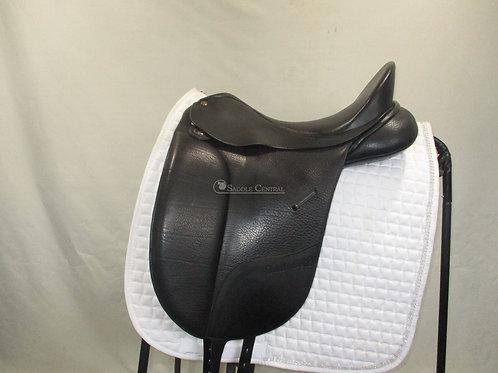 "Bates Isabell 17"" Dressage Saddle"