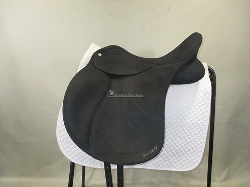 """WintecLite D'lux 17"""" (cair) All Purpose Saddle"""