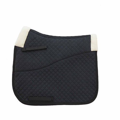 EquineNZ Deluxe Wool Lined Dressage Saddle Cloth