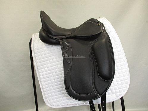 "Collegiate Integrity 17""  Mono Dressage Saddle"