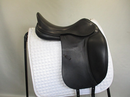 "Prestige D1D Zero 17"" Dressage Saddle"