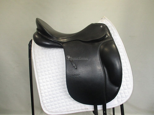 "Passier Corona 11 17.5""  Dressage Saddle"
