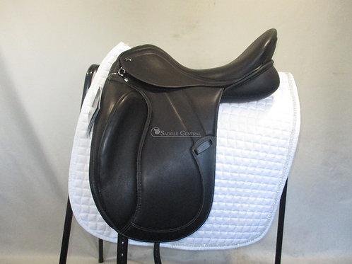 "PDS Deluxe Mono Flap 17.5"" Dressage Saddle"