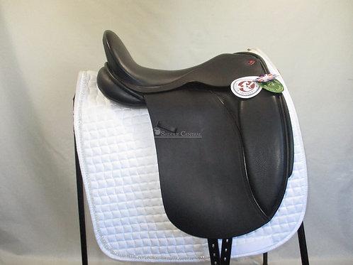 "Lovatt & Ricketts Ellipse 17"" XXW Dressage Saddle"