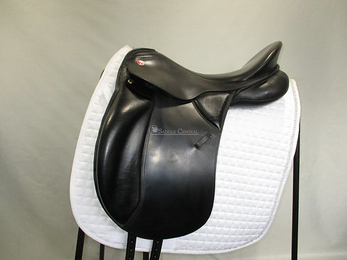 "Kieffer Kur size 1 / 17"" Dressage Saddle"