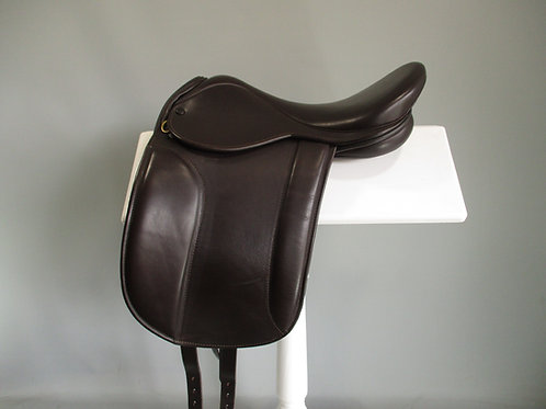"Ideal Ramsay Show Saddle 16.5"" W"