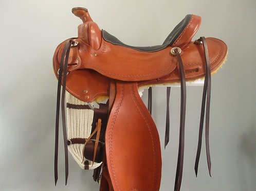 Cowling Mother Hubbard Reining Saddle