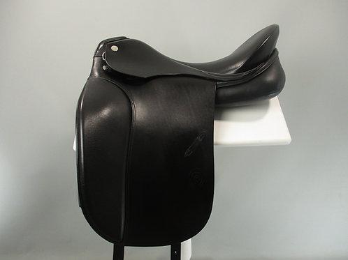"""Otto Schumacher Dynamic Dressage Saddle 17.5"""" MW-W"""