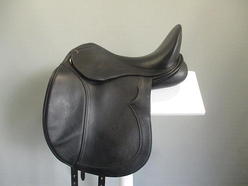 """Peter Horobin Kitzbuhel Dressage Saddle 16"""" - 16.5"""""""