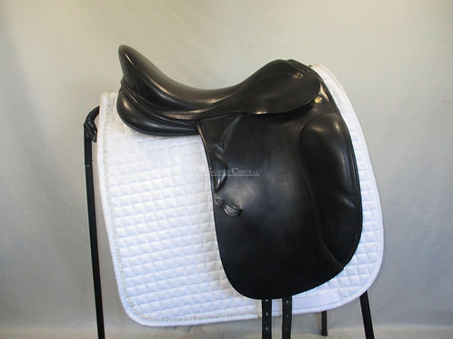 "Prestige Doge 17"" MW-W Dressage Saddle"