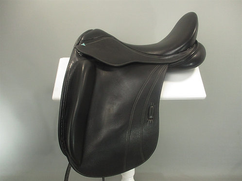 "Bliss of London Liberty Dressage Saddle 17.5"" W"