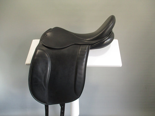"Ideal Ramsay Show Saddle 17"" W/XW"