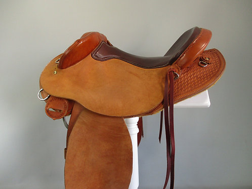Cowling Half Breed Saddle
