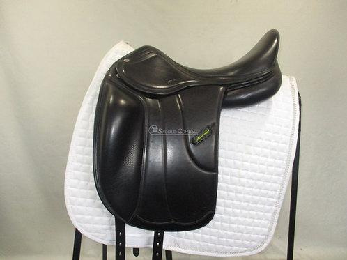 """Amerigo Vega Special 17"""" Dressage Saddle"""
