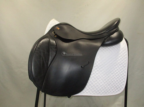 "Kent & Masters 17.5""  High Wither GP Saddle"