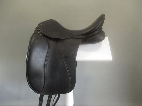 """PDS Euro Pro Dressage Saddle 17.5"""""""