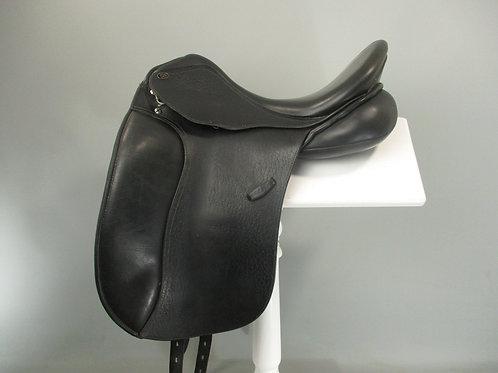 """PDS Euro Dressage Saddle 17"""""""