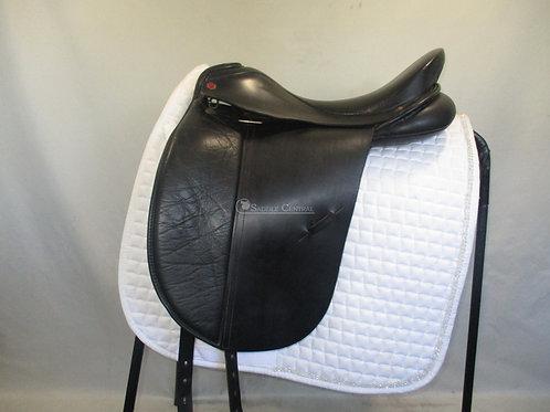 "Albion Style 17.5"" Dressage Saddle"