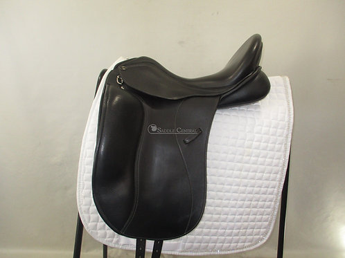 "Pessoa PDS Euro Pro Dressage Saddle 17"""