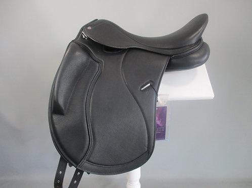 Cavaletti Dressage saddle,  dressage saddle mono flap,
