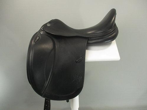 """Prestige X Helen Dressage Saddle 17.5""""/18"""" MW"""