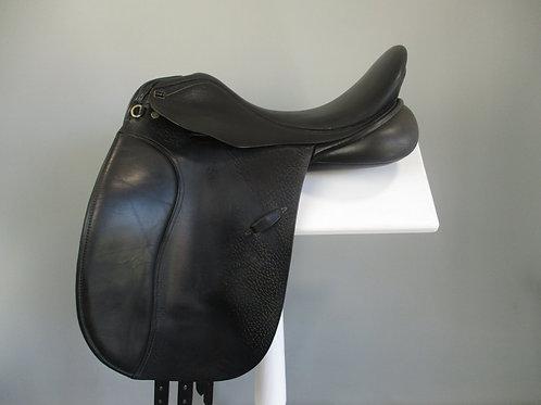 """Anky Dressage Saddle 17.5"""" XW"""