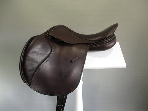 "Lucardie Jump Saddle 17.5"" MW"
