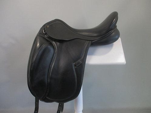 "PDS Integro Dressage Saddle 17.5"""