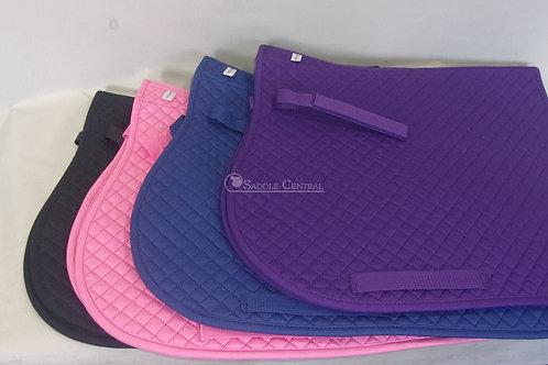 Cotton Saddle Cloth  Pony or Full size