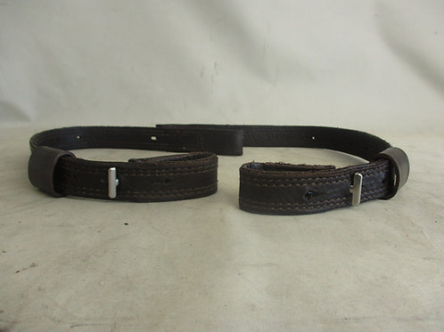 """Wow Stirrup Leathers Brown 22"""""""