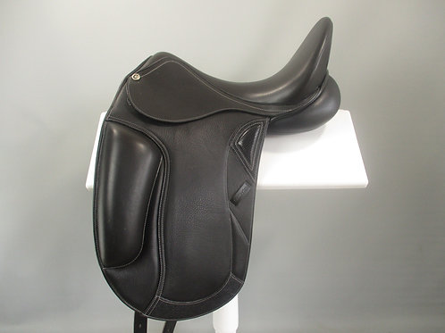 Collegiate Integrity Mono Flap Dressage Saddle 17""