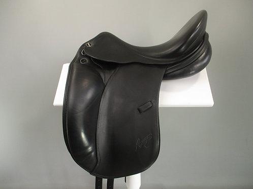 """Erreplus Adelinde Dressage Saddle 17"""""""