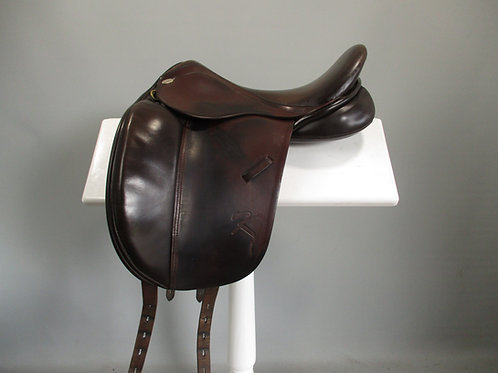 "Kentaur Medea Pony Dressage Saddle 15"" W"