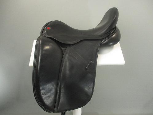 """Mal Byrne Atelier Excel Dressage Saddle 17.5"""" MW"""
