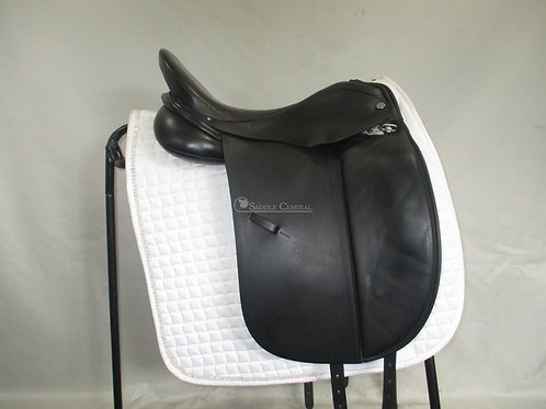 "Albion Platinum SLK 17"" Dressage Saddle"