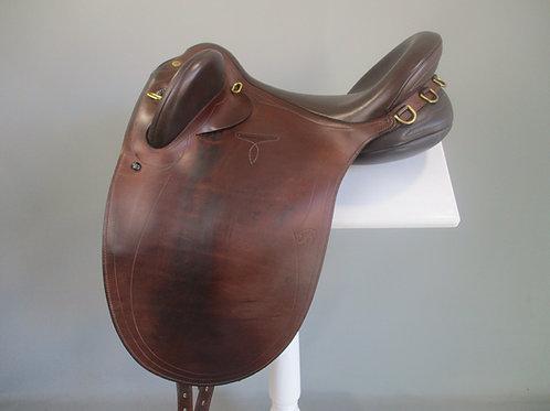 Bates Kimberley stock saddle