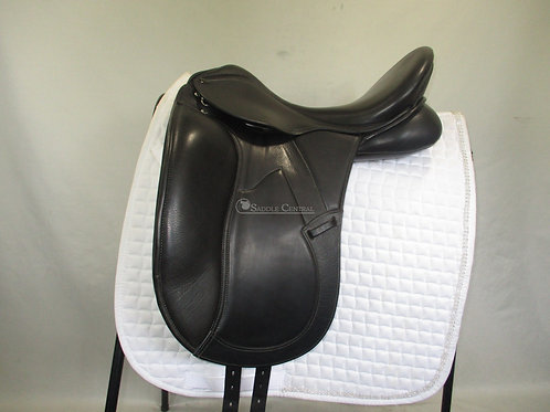 """PDS Deluxe Dressage Saddle 17.5"""""""