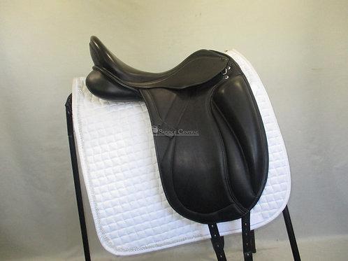 "PDS Grande Mono Flap 17"" Dressage Saddle"